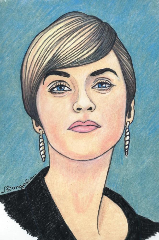 Kate Winslet by aaronmark